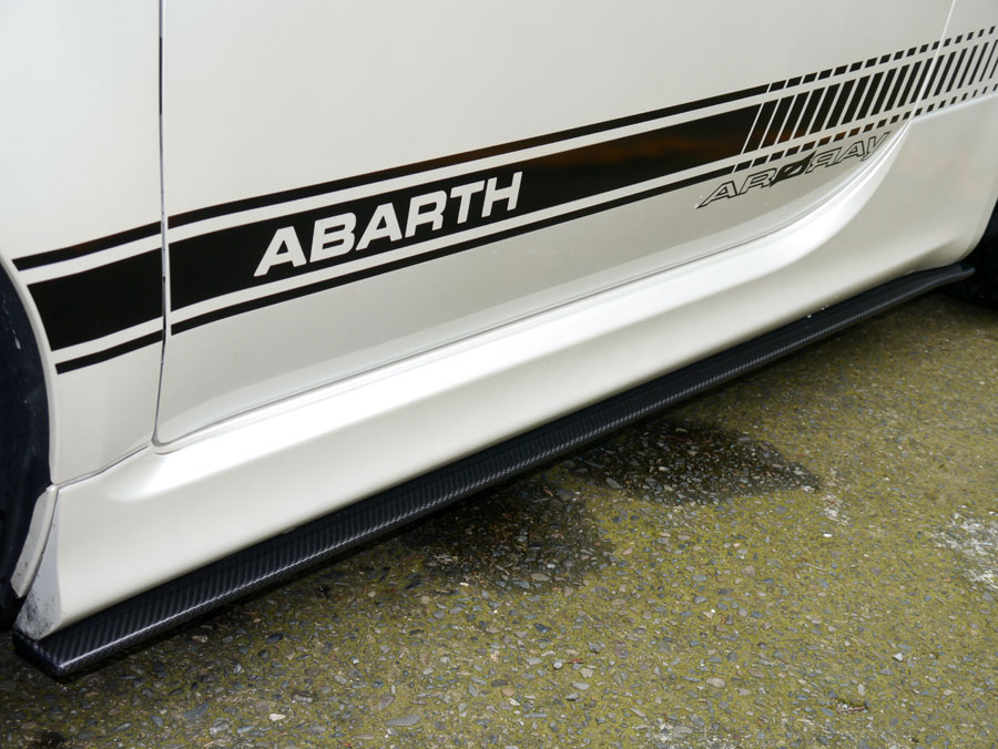 New abarth parts coming!