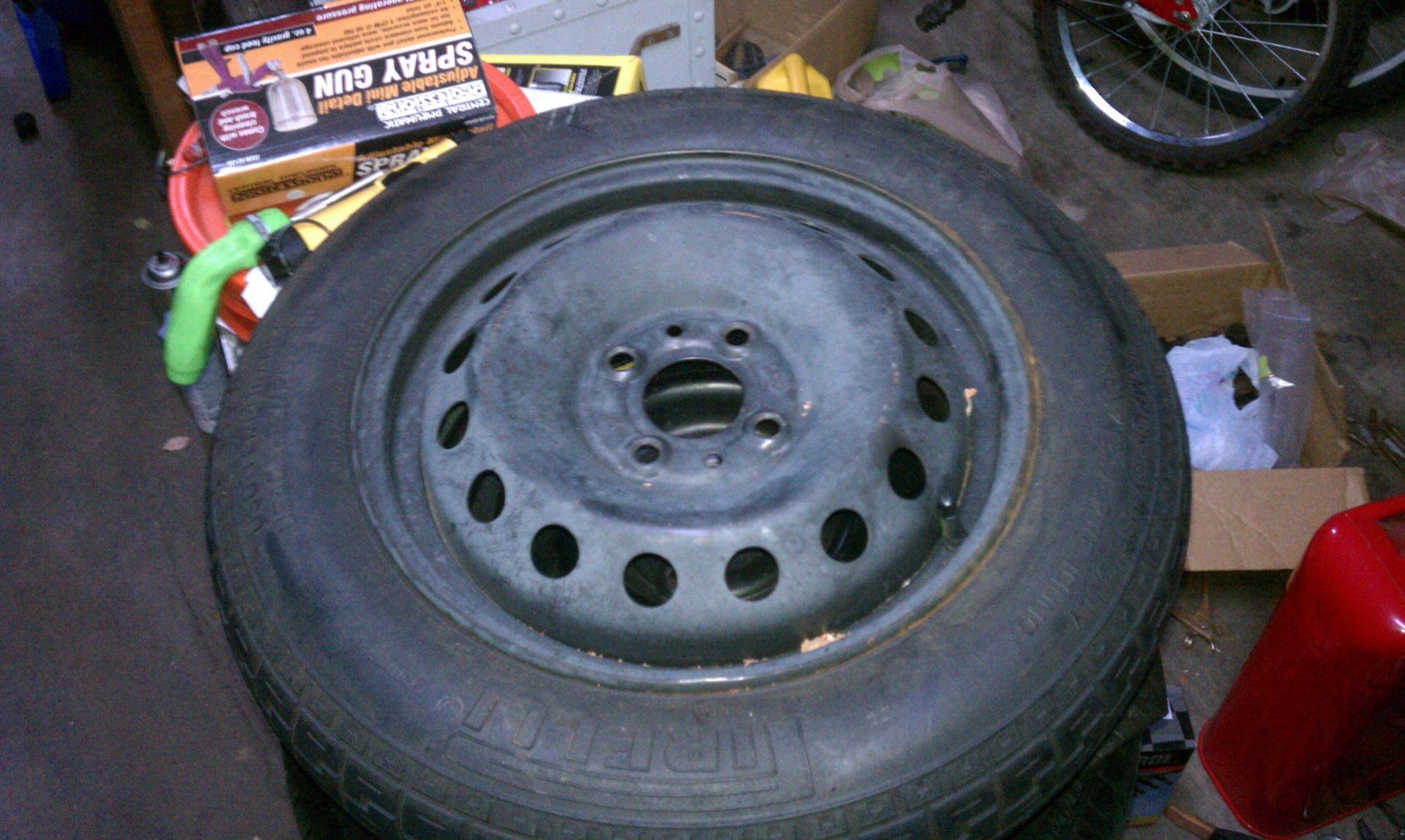 For Sale Fiat 500 Spare Tire Location