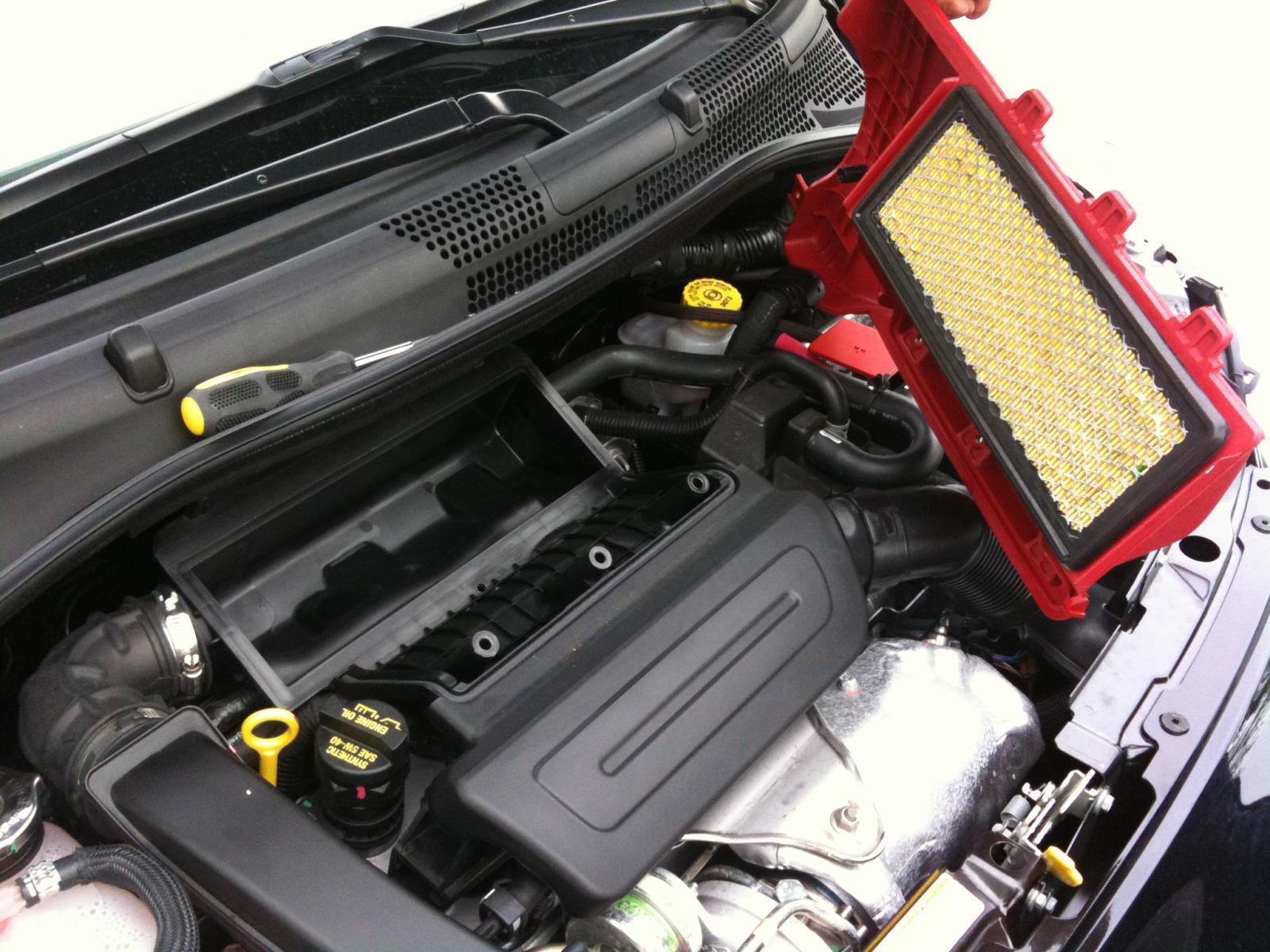 user review: rrm abarth intake