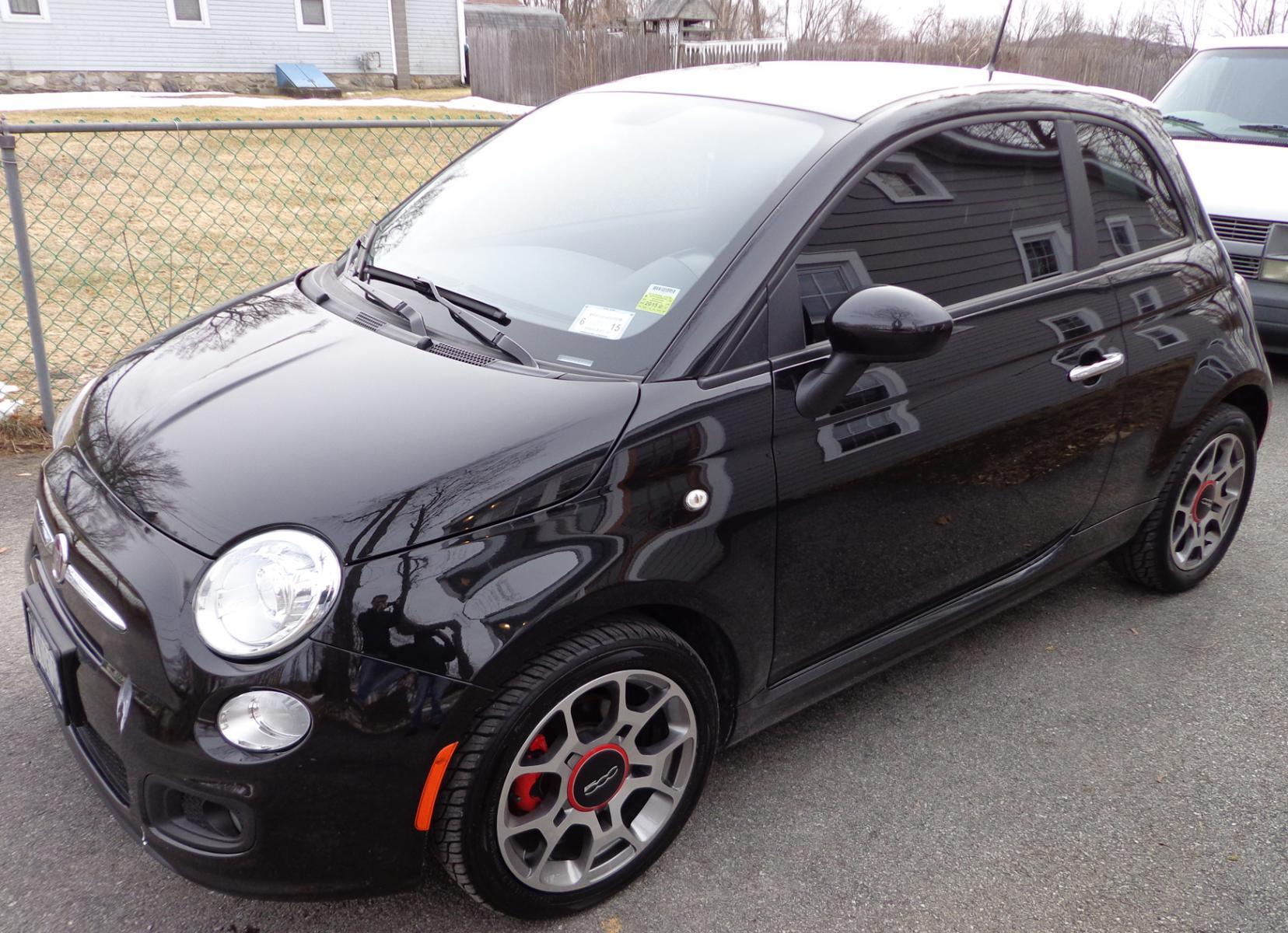 Sport Tire Size Mod Fiat 500 Forum