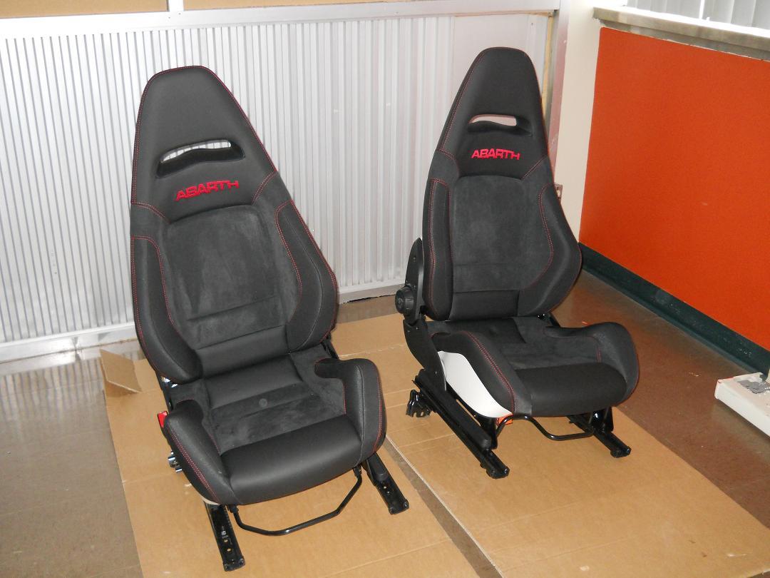 sabelt abarth seats for sale. Black Bedroom Furniture Sets. Home Design Ideas
