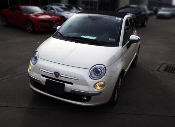 Showcase cover image for Cletus's 2012 Fiat 500C 5 Speed