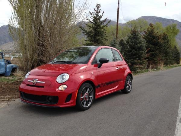 Showcase cover image for Gorkkon's 2012 Fiat 500 Abarth