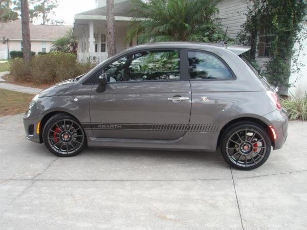 Showcase cover image for k9dr's 2013 Fiat 500 Abarth