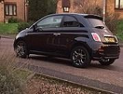 Showcase cover image for karlosbmw's 2017 Fiat 500 1200 Sport