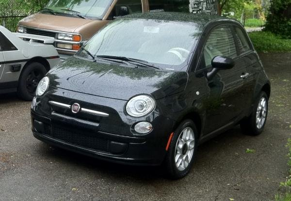 Showcase cover image for Leightonsatan's 2012 Fiat Pop