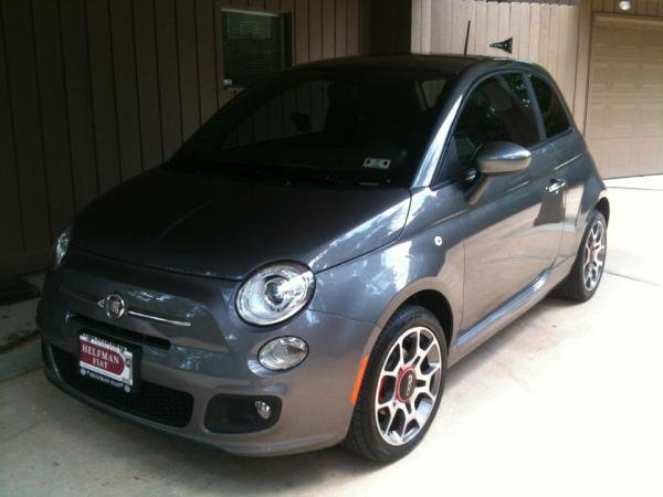 Showcase cover image for MWaters's 2012 Fiat Sport