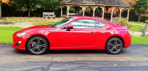 Showcase cover image for mypoprocks's 2013 Scion FRS