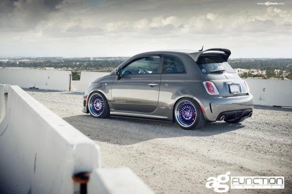 Showcase cover image for NoJeebS's 2012 Fiat 500 Abarth
