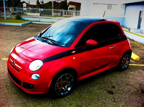 Showcase cover image for Semdavid's 2012 Fiat 500 Sport