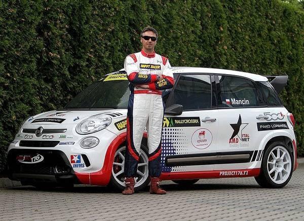 500 L Rally Version Fiat 500 Forum