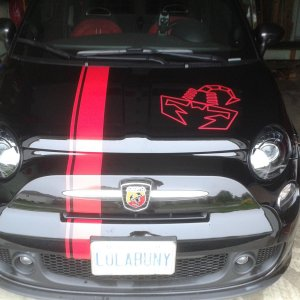 our fiat 008